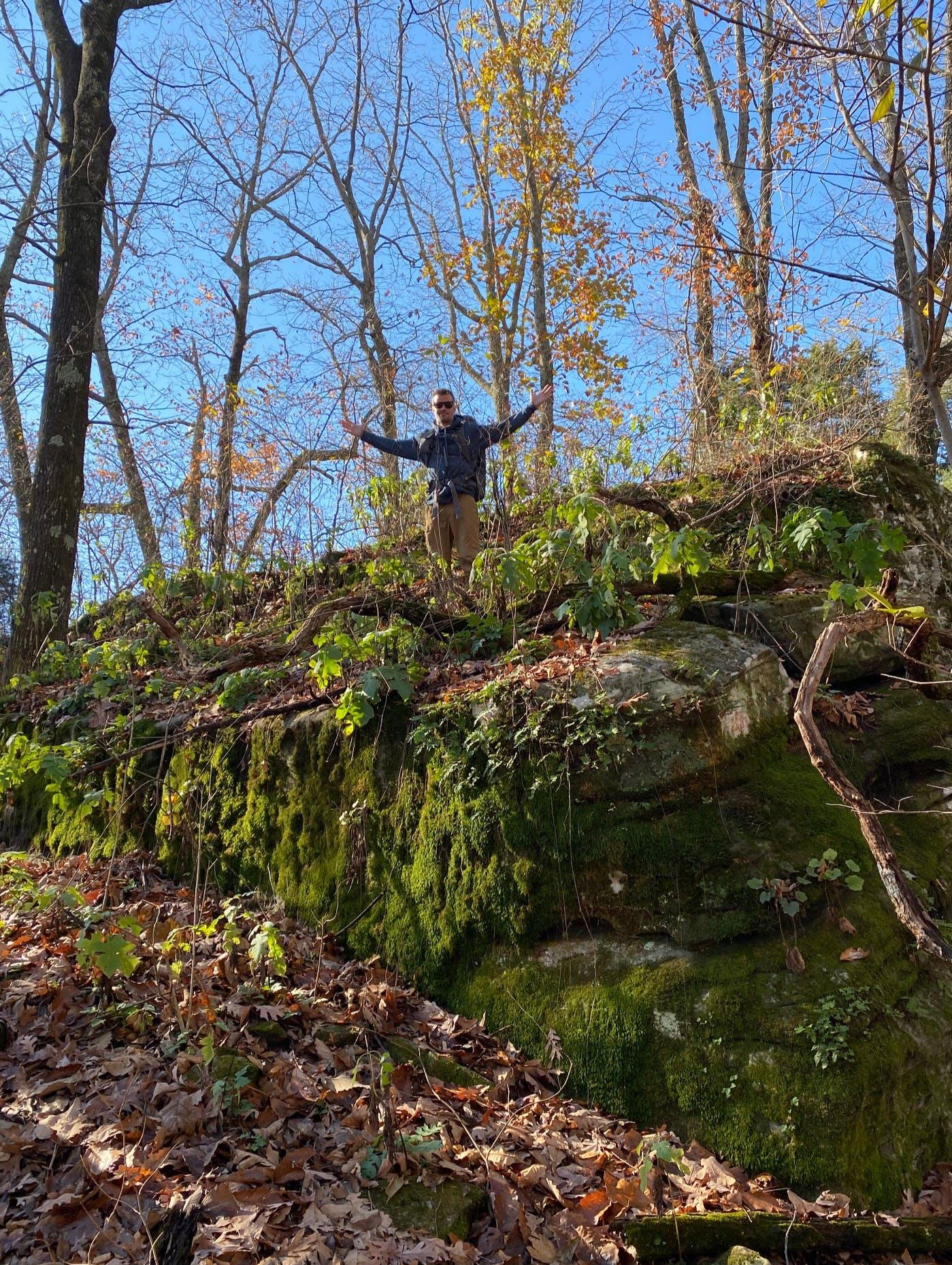 Camping & Hiking Expert Micah D.