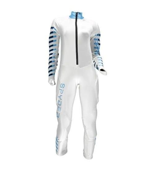 Spyder Women's Performance Gs Suit White LG Pants