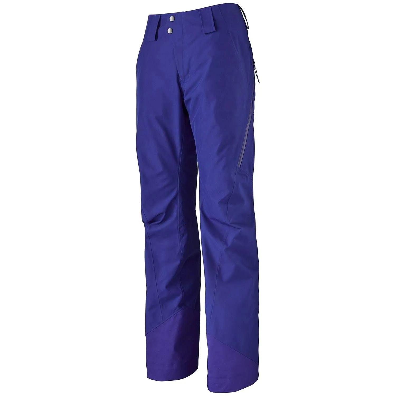 Patagonia Women's Powder Bowl Pants Regular Cobalt Blue L