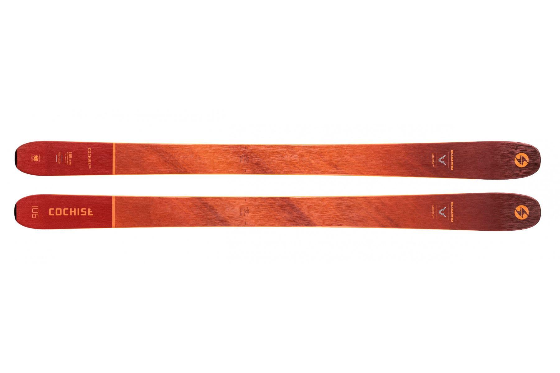 Blizzard Cochise 106 Skis · 2022