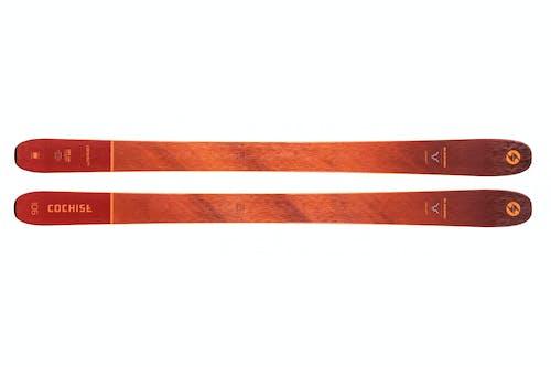 Blizzard Cochise 106 Skis Orange