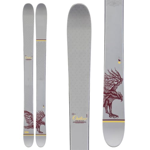 Line  Outline Skis · 2020