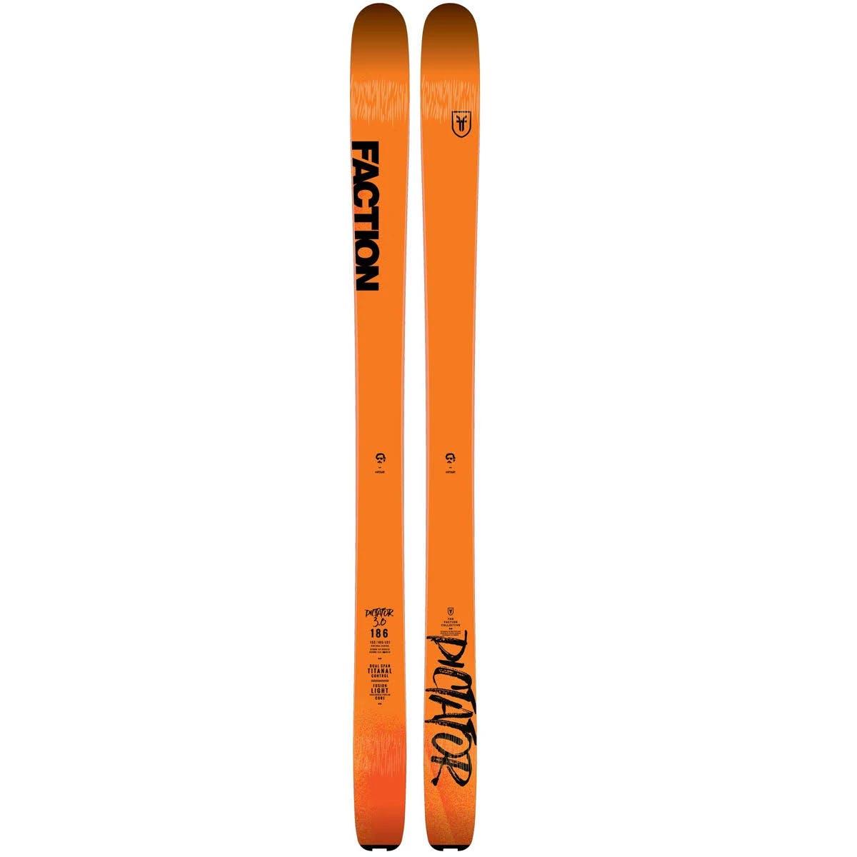 Faction Ski Dictator 3.0 Skis · 2019