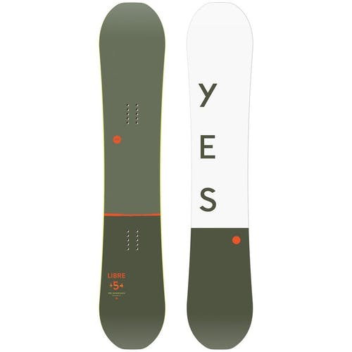 Yes. Libre Snowboard · 2020