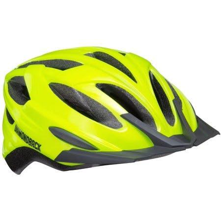 Diamondback Recoil Mountain Bike Helmet - Flash Yellow - Large