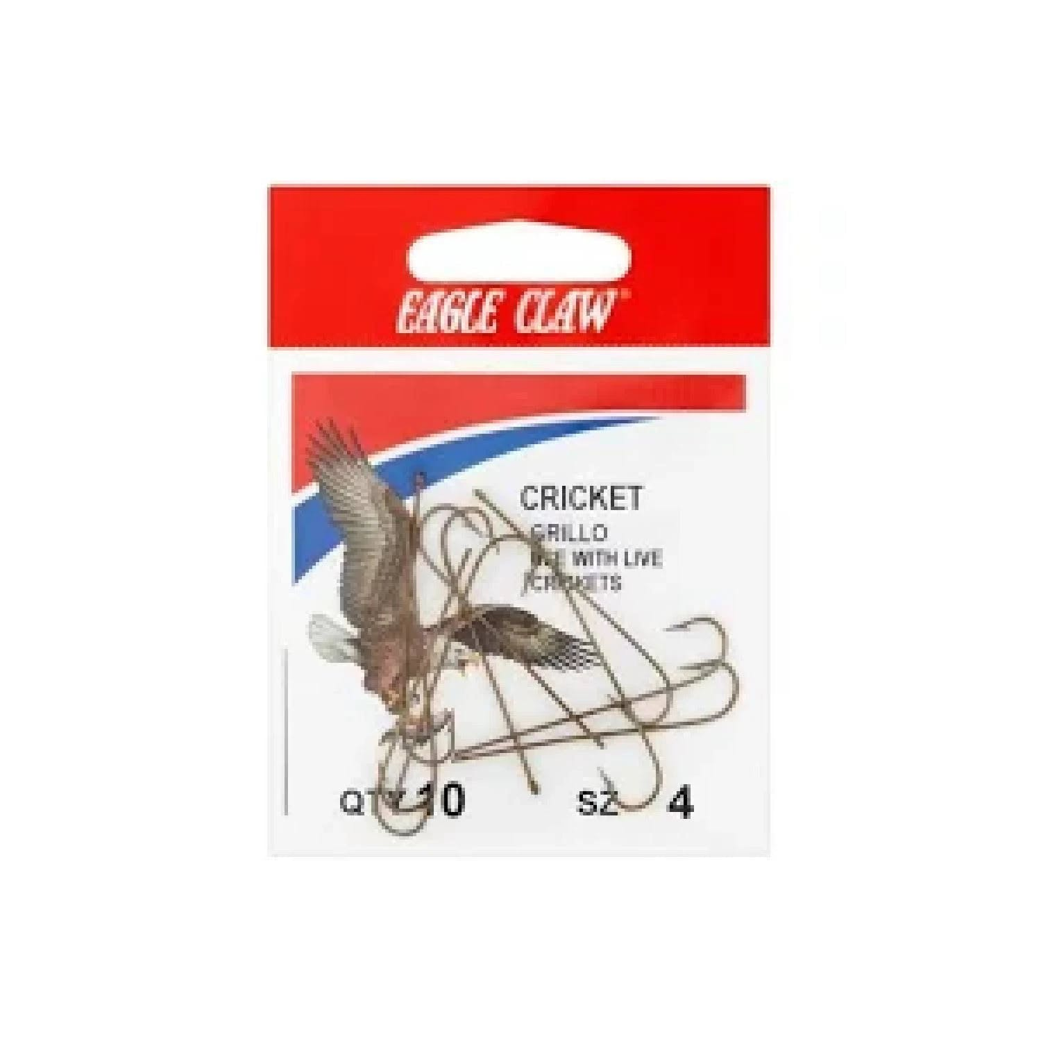 Eagle Claw Cricket 215A-6 Bronze