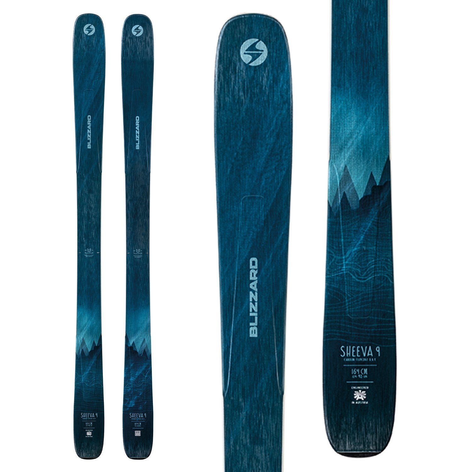 Blizzard Sheeva 9 Skis · 2021
