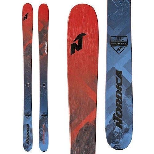 Nordica Enforcer 100 Skis · 2020