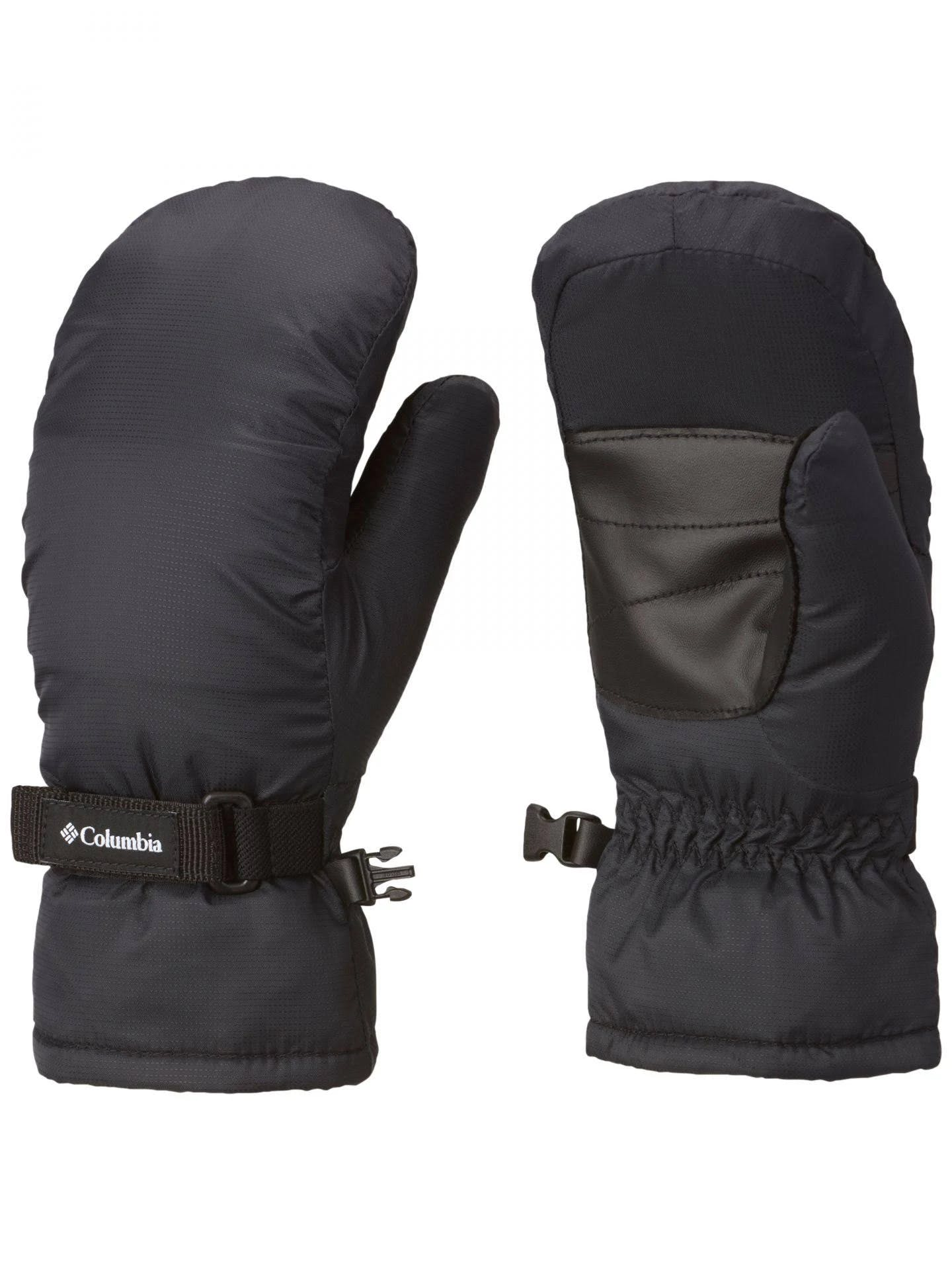 Columbia Youth Core Mitten Large Black