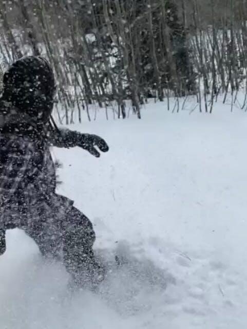 Snowboard Expert Jack Sherwood