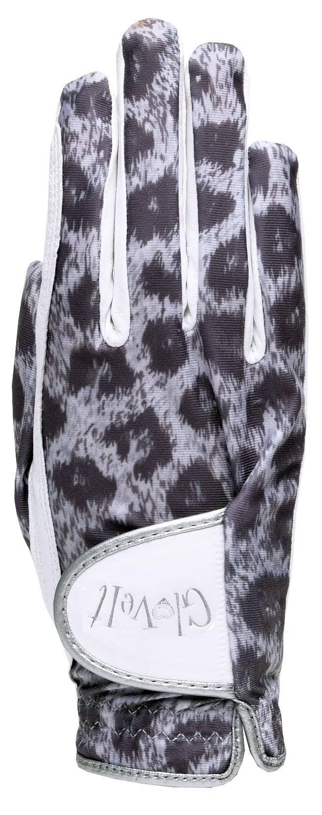 Glove It Golf- Ladies LRH Snow Leopard Glove