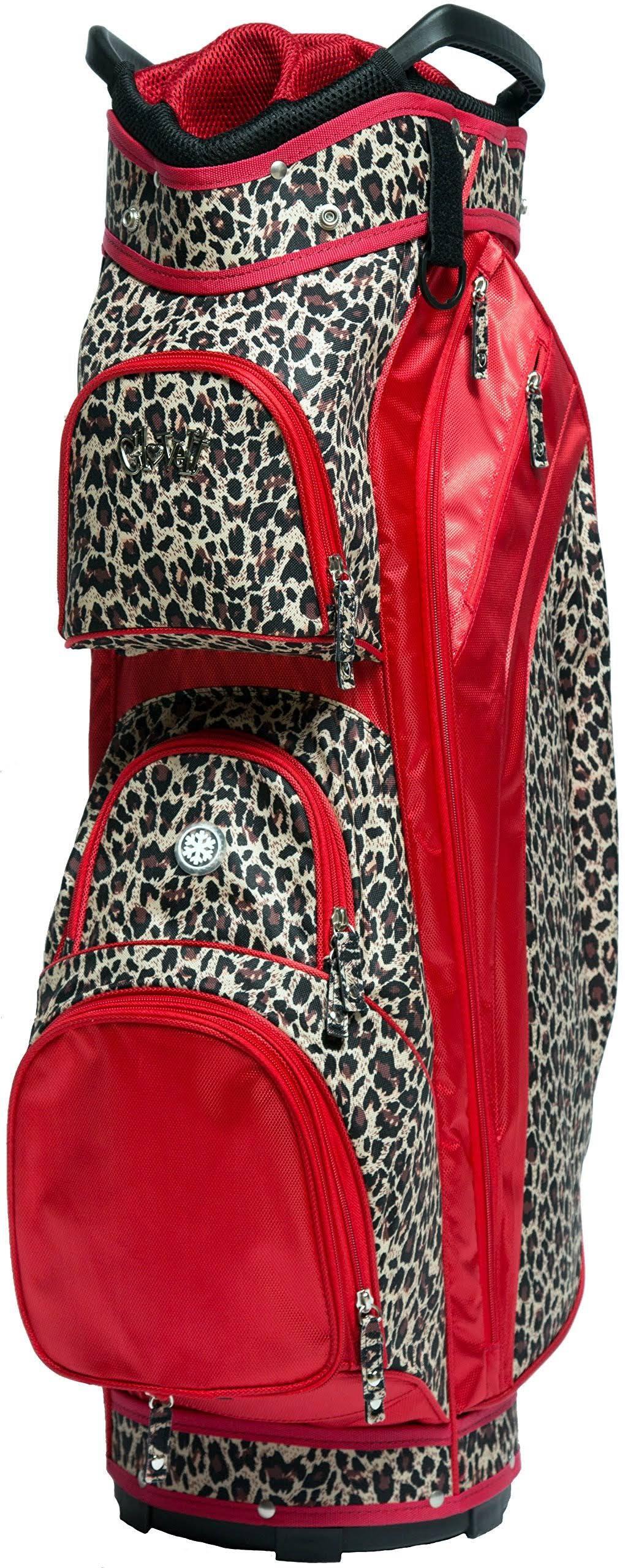 Glove It: Golf Cart Bag - Leopard