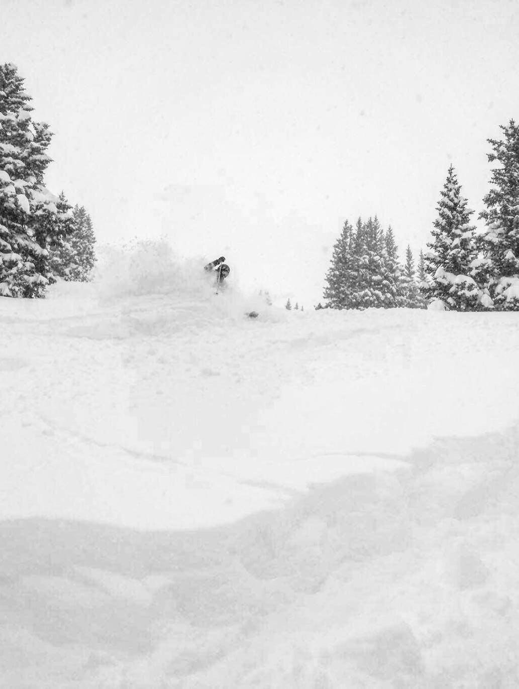 Ski Expert Patrick Graham
