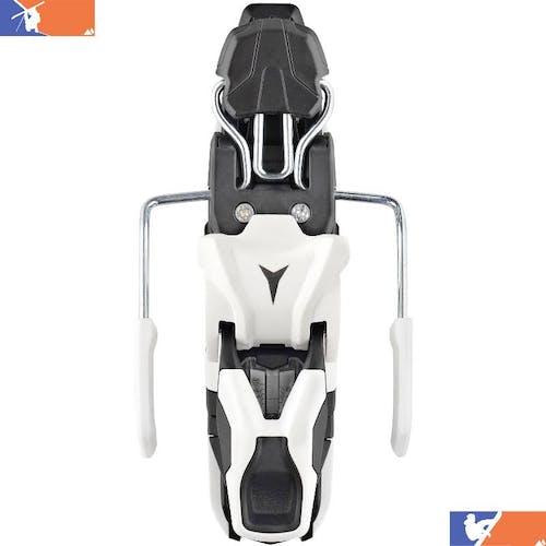 Atomic Warden MNC 11 Ski Bindings White 90mm