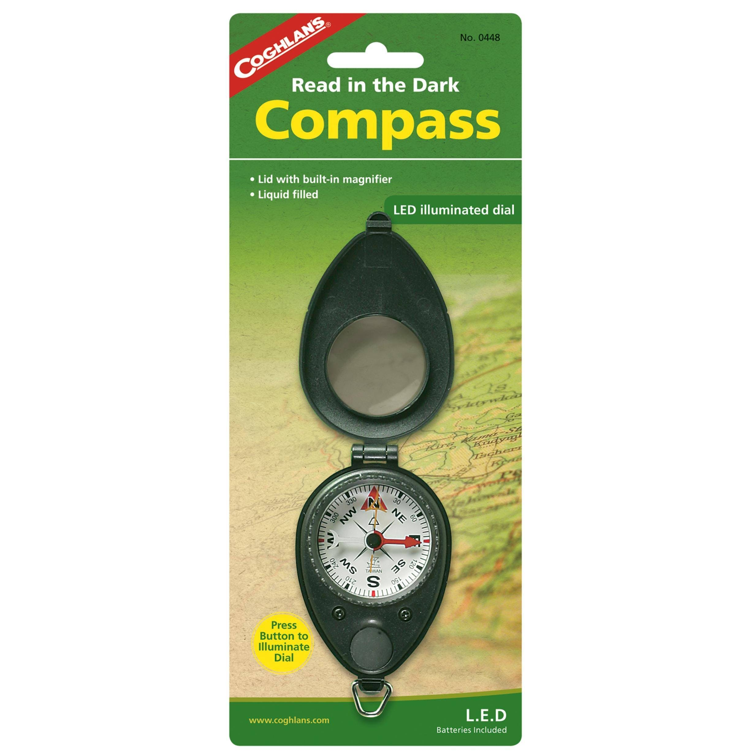 Coghlans Compass with LED