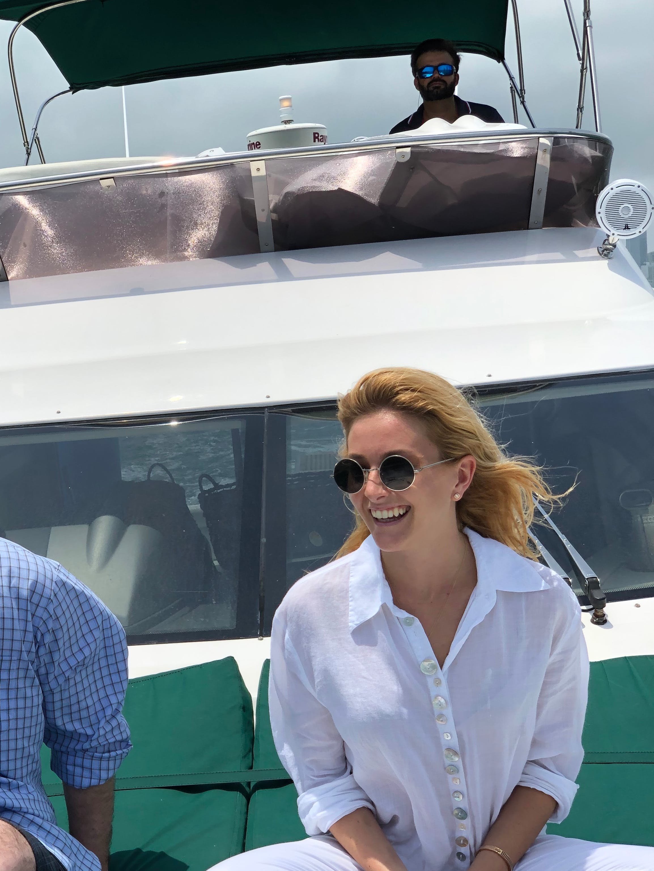 Yacht Charters Expert Alexandra Clark