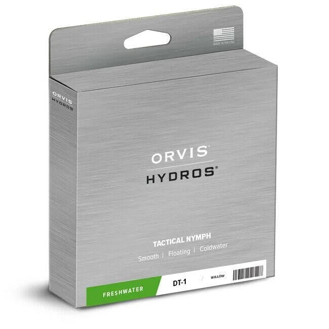 Hydros Tactical Nymph Freshwater Fishing Line | Orvis