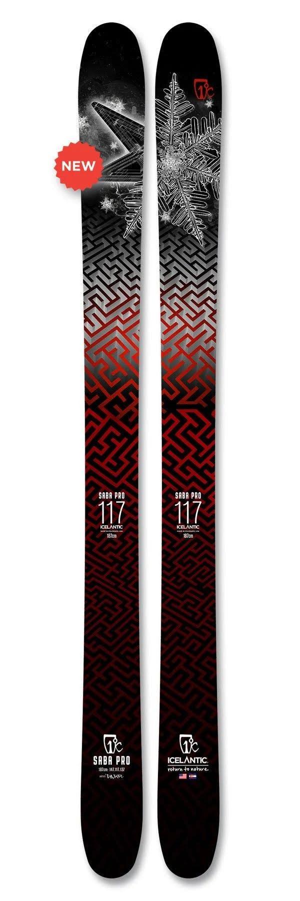 Icelantic Skis Saba Pro 117 · 2021
