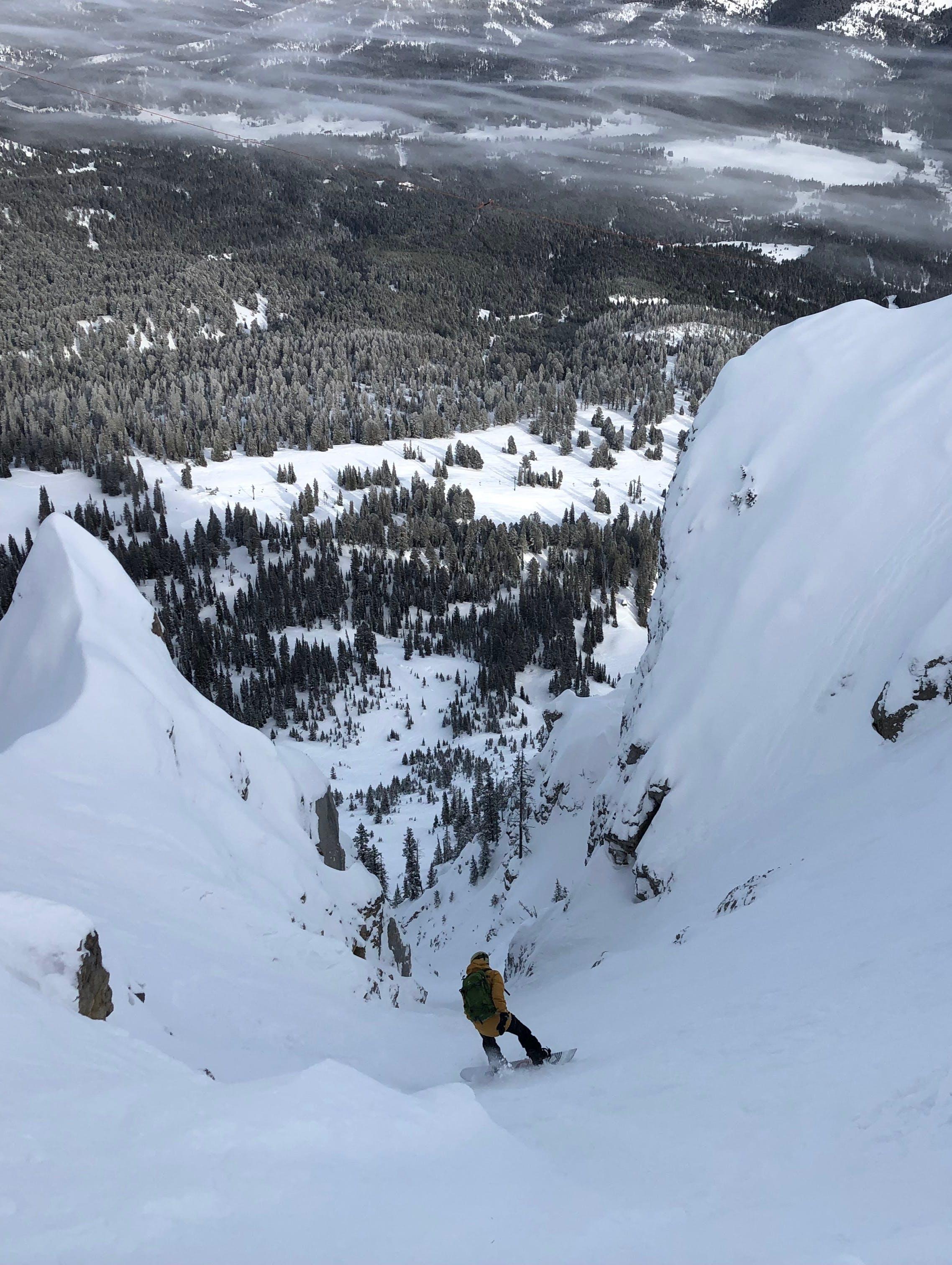 Winter Sports Expert Fabio Domenig