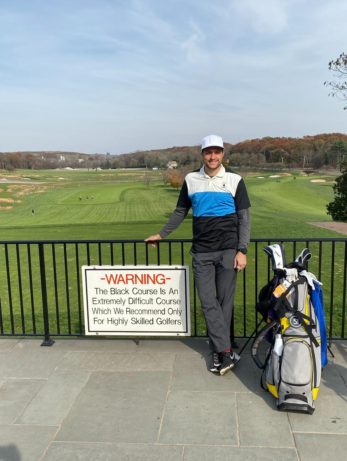 Golf Expert Matt Wilkins