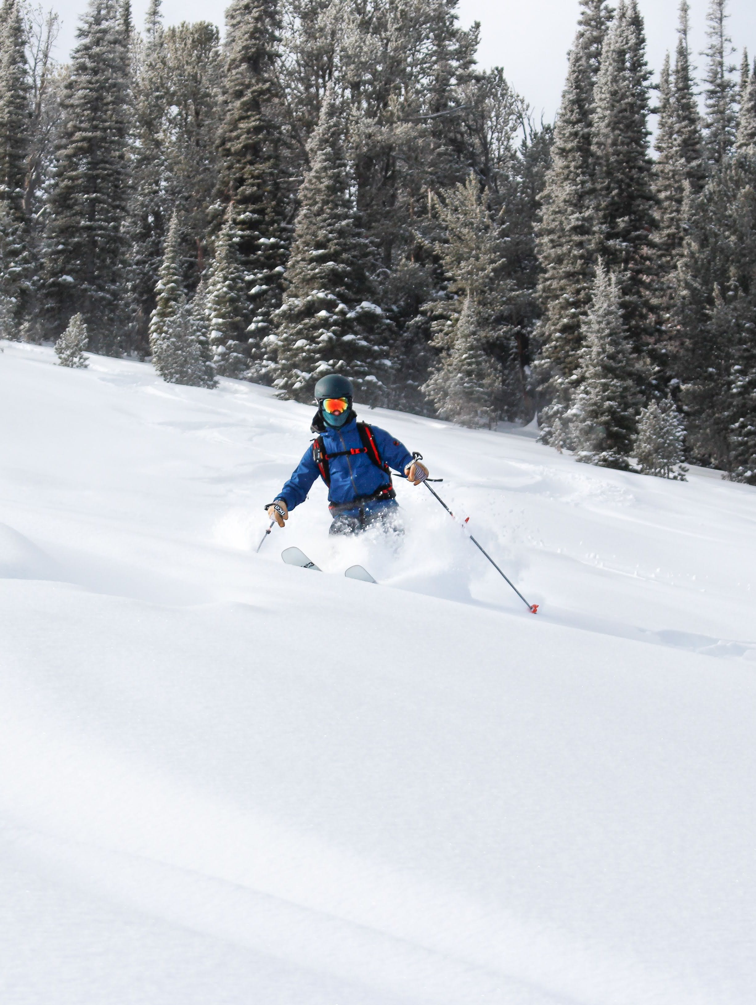 Ski Expert Kevin Browder