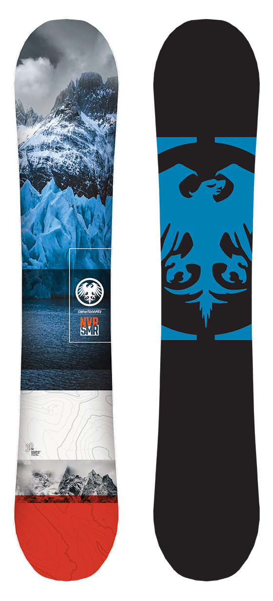 Never Summer Snowtrooper Snowboard · 2021