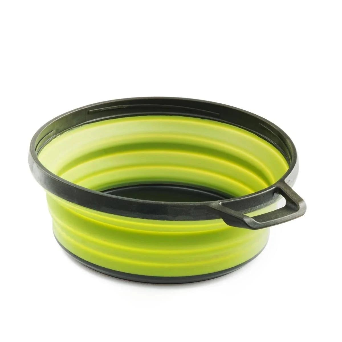 GSI Outdoors Escape Collapsible Bowl - Green