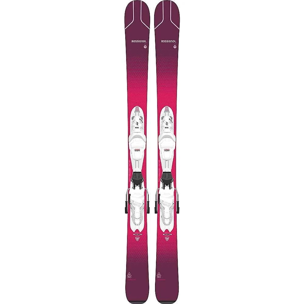 Rossignol Juniors' Experience Pro Women's Skis Xpress 7 Gw Binding Package