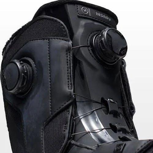 Ride Insano Snowboard Boots  Black 11.5 · 2020