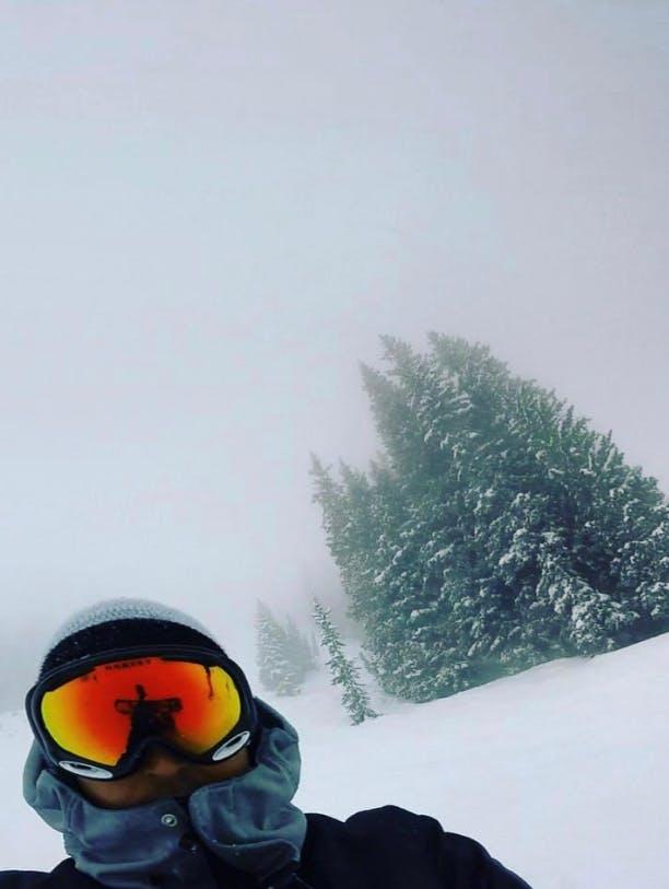 Snowboard Expert Jeff Moore
