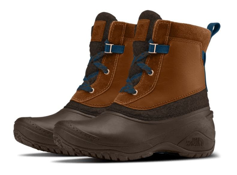 THE NORTH FACE - SHELLISTA III SHORTY W - 11 - Demitasse Brown/Cara