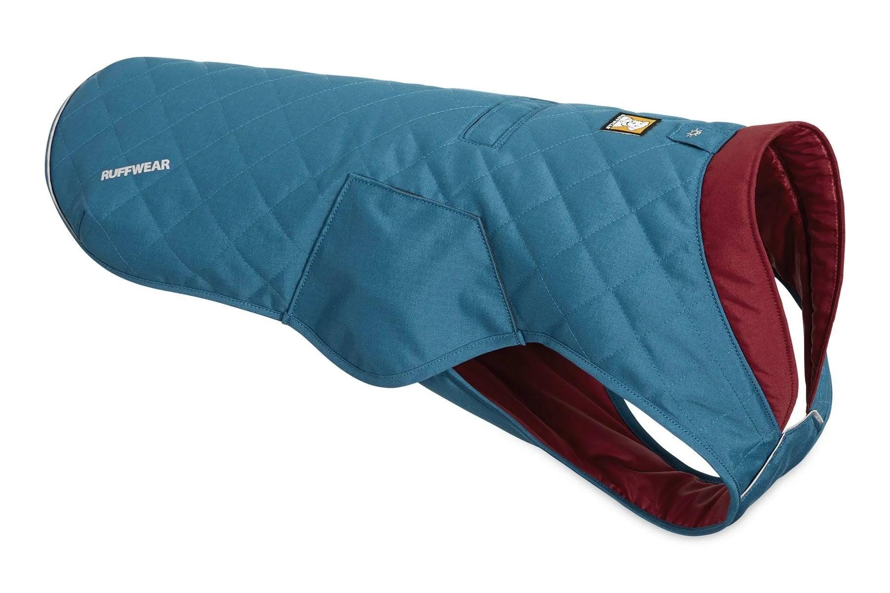 Ruffwear - Stumptown Jacket - Medium - Metolius Blue