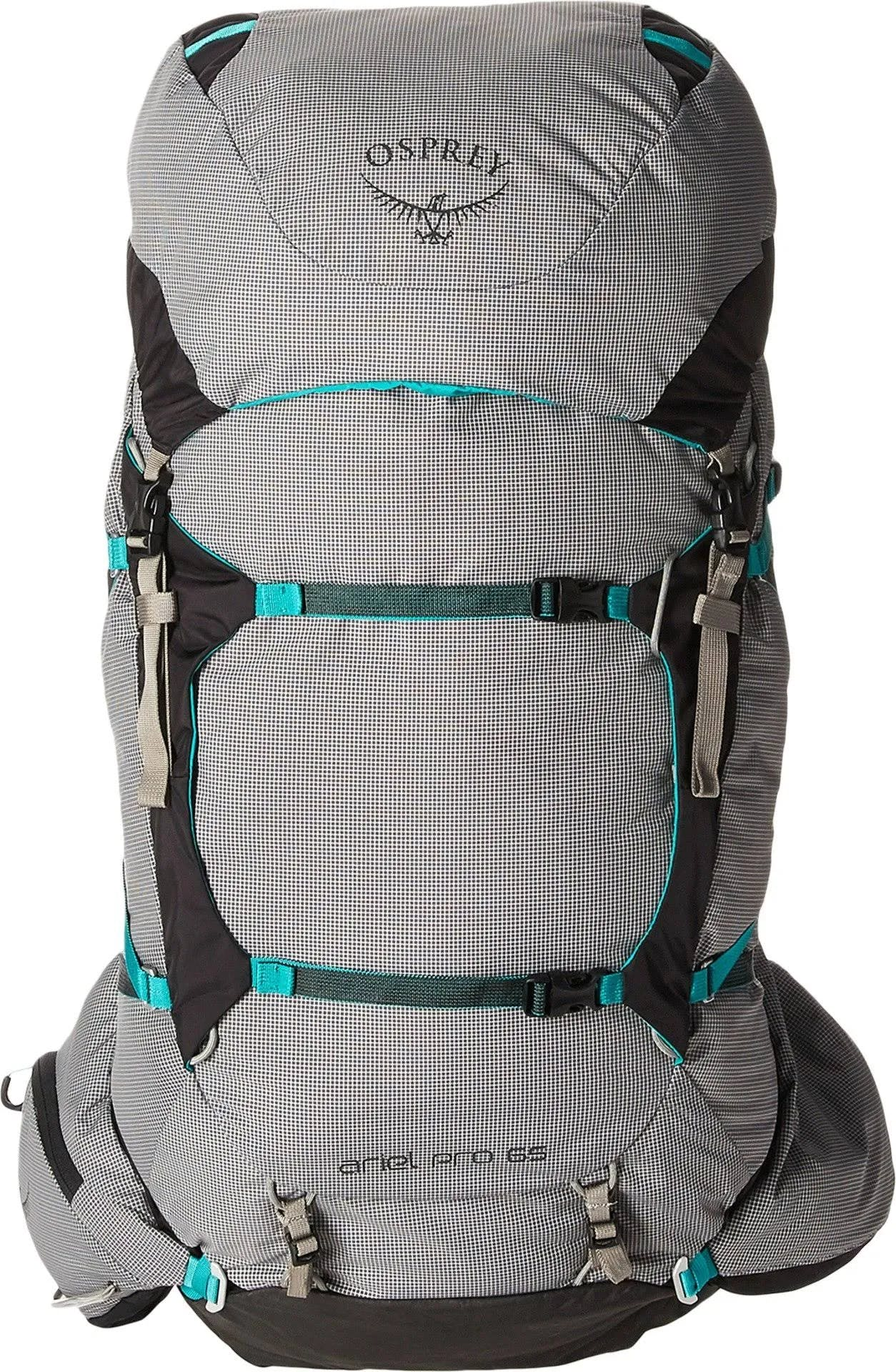 OSPREY - ARIEL PRO 65 WMNS PACK - X-SMALL - Voyager Grey