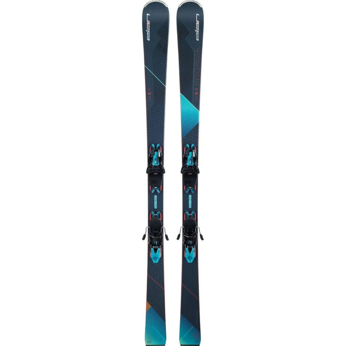 Elan Insomnia Powershift Women's Skis with ELW 11 Bindings · 2020