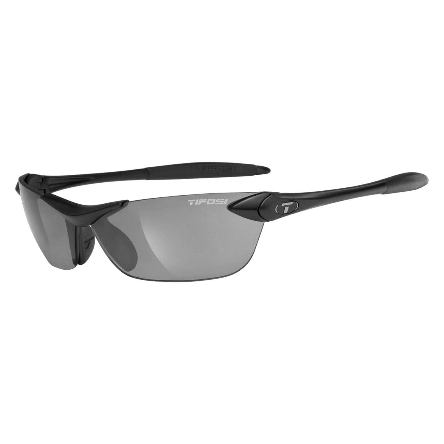 Tifosi Seek Single Lens Matte Black Sunglasses