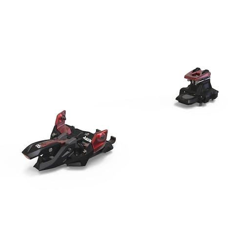 Marker Alpinist 12 Black / Red Ski Bindings