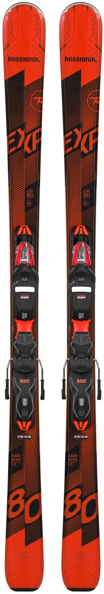 Rossignol Experience 80 CI Skis with Xpress 11 Gw Bindings