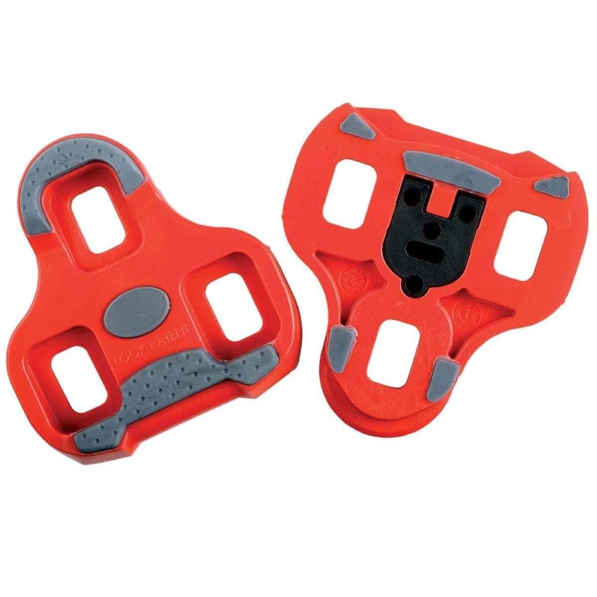 Look Keo Grip Cleats - Red