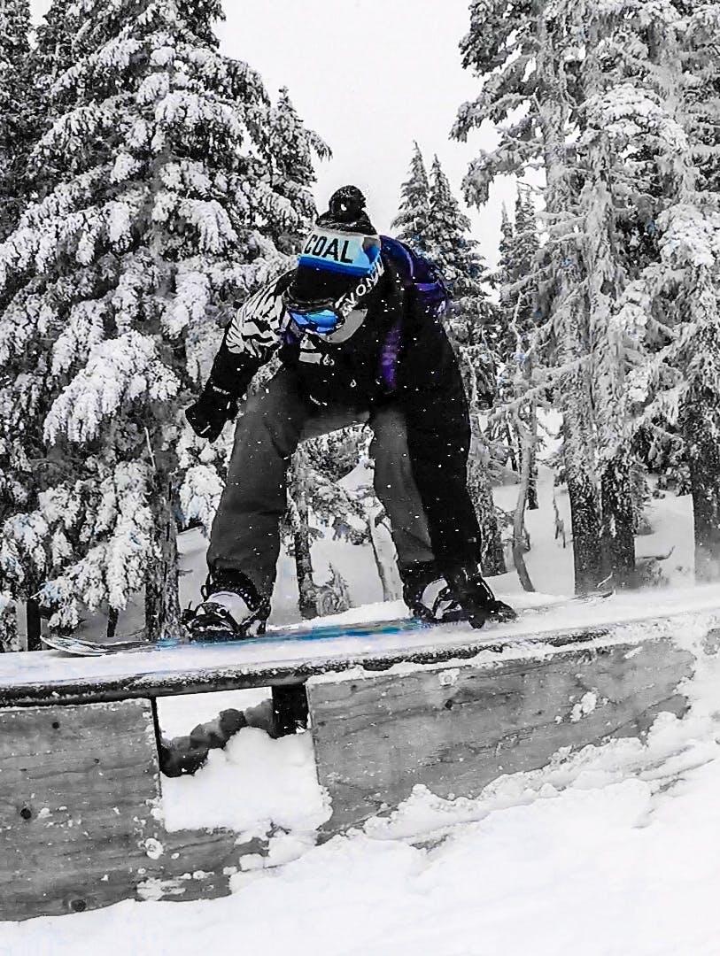 Winter Sports Expert Sarah Purdey