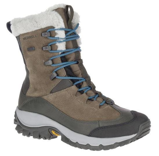 MERRELL - THERMO RHEA MID WP W - 7 - Olive