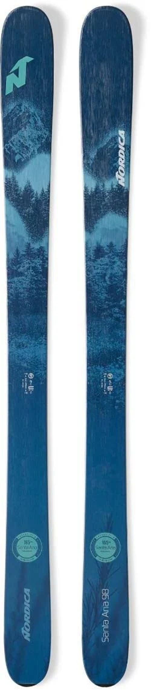 Nordica Santa ANA 98 Skis · 2021