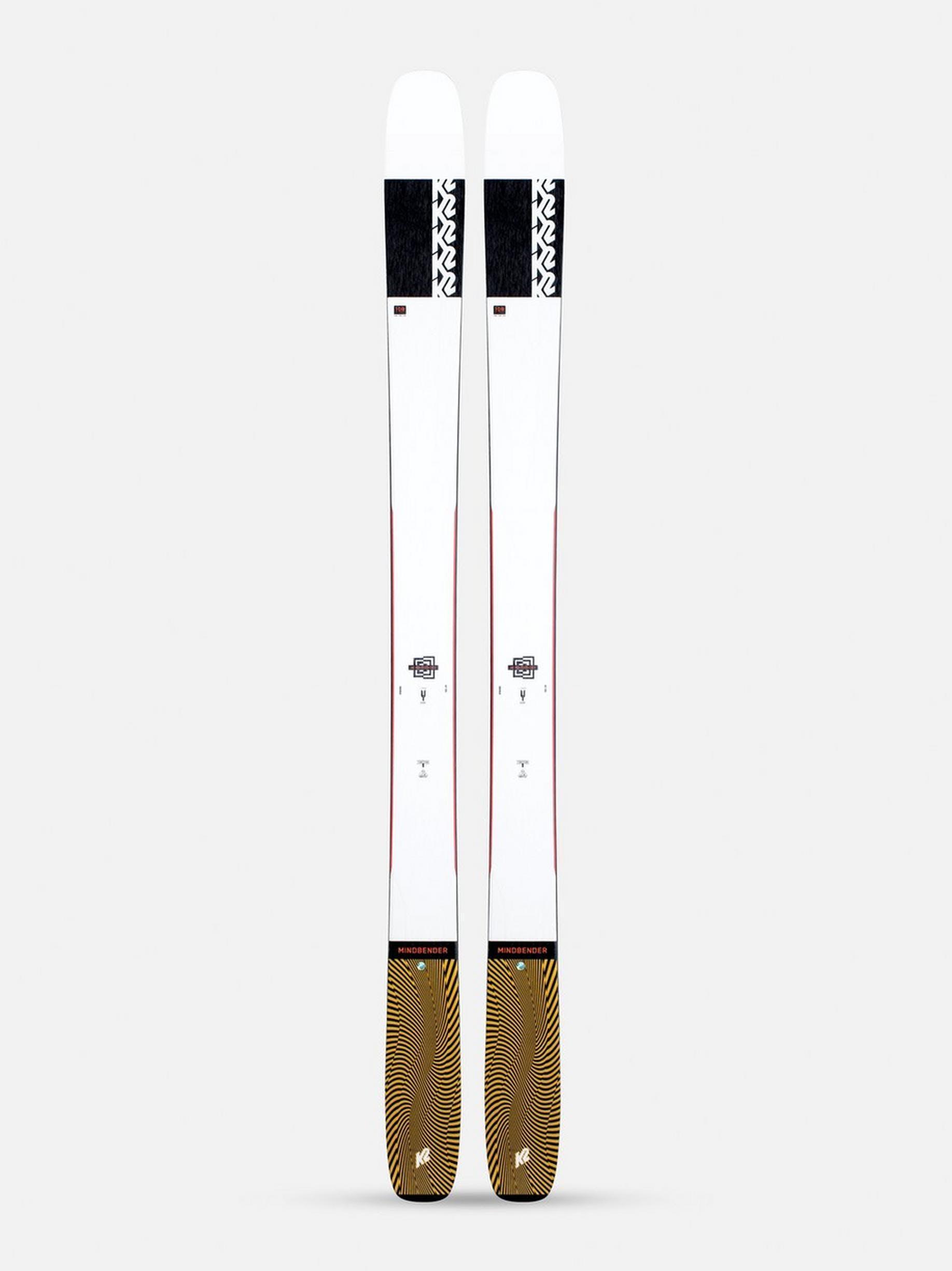 K2 Mindbender 108ti Skis · 2021