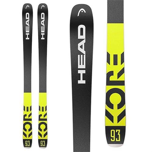 Head Kore 93 Skis · 2021