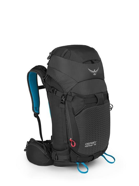 Osprey - Kamber 42 Ski Pack - SM/MD - Galactic Black