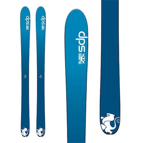 DPS Wailer F106 C2 Skis 2020