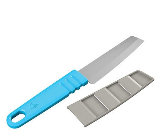 MSR - Alpine Kitchen Knife - Blue