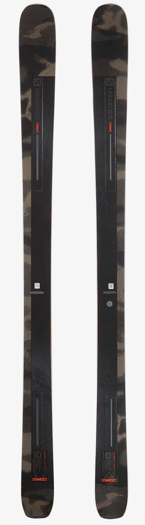 Salomon Stance 102 Skis