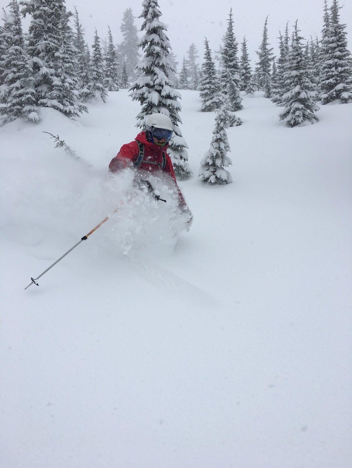 Ski Expert Casey Brucker