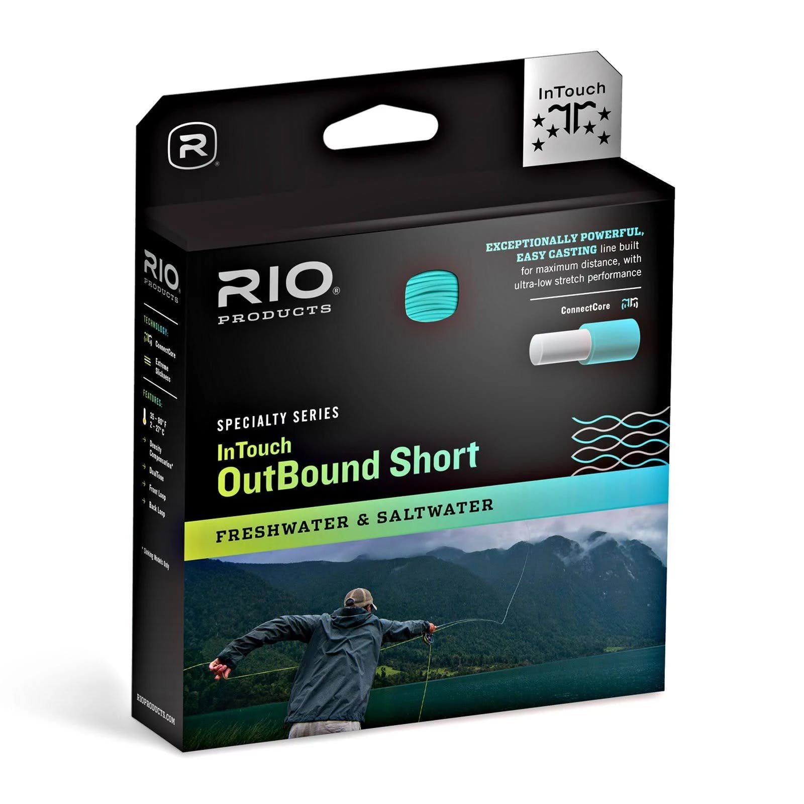 Rio InTouch Outbound Short WF9I/S3 Fly Line