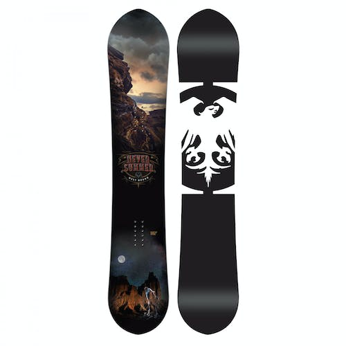 Never Summer West BoundSnowboard Snowboard